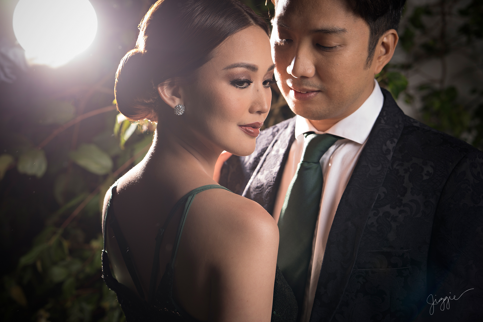 Chris and Angel Prenup by Jiggie Alejandrino Card 03 1365